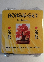 Bonsai - Rotahorn